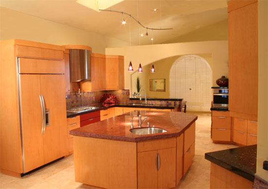 kendallwood kitchen remodel