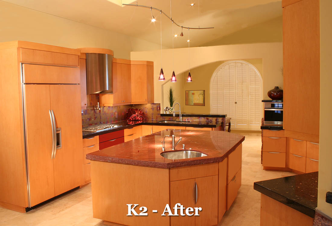 After Kitchen Remodel